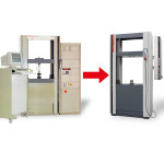 RetroLine modernisation packages for all makes of materials testing machines