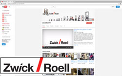 Zwick / Roell Youtube Channel Link