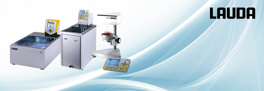 Lauda temperature control equipment, available through Avatar Solutions